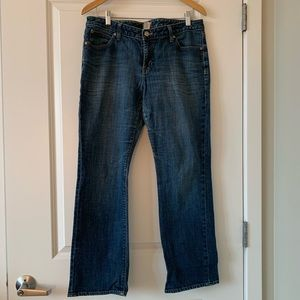 GAP Curvy Straight Jeans 12 / 31 Ankle